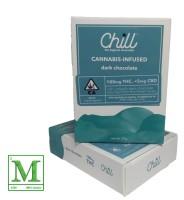 Chill - Dark Chocolate Bar 100mg