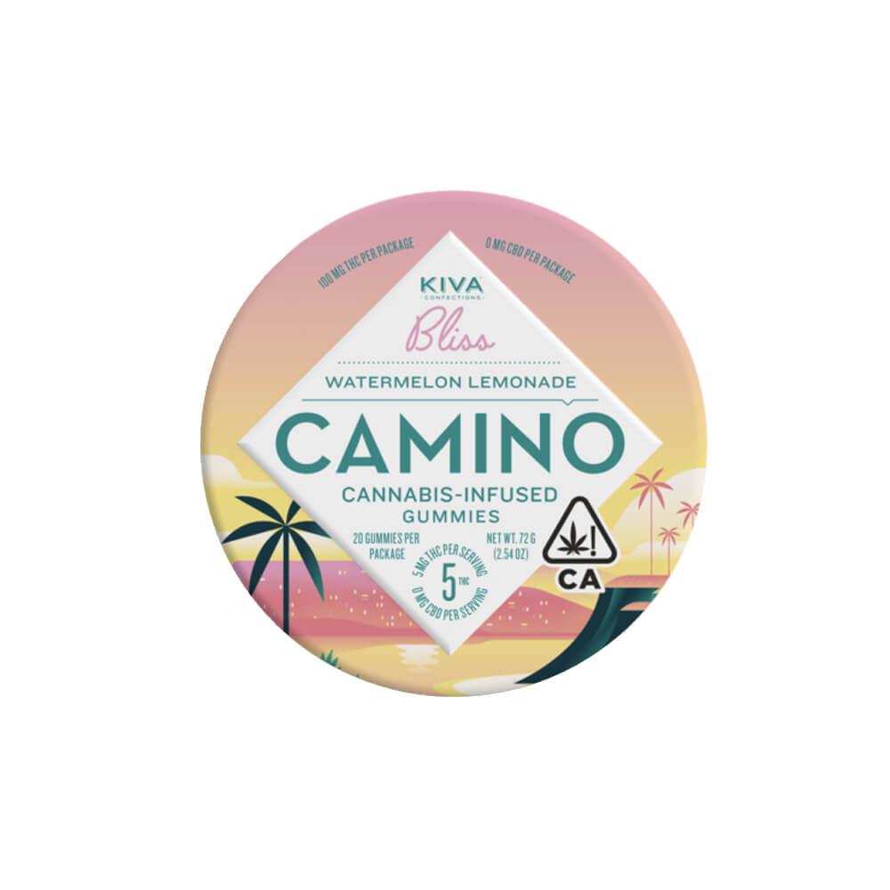 CAMINO | WATERMELON LEMONADE GUMMIES | 100MG