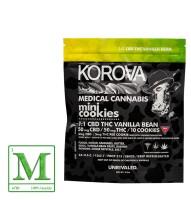 Korova - 1:1 Vanilla Bean Mini Cookies