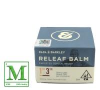 Papa & Barkley - Releaf Balm 1:3 CBD:THC 15mL (Special Order Only)